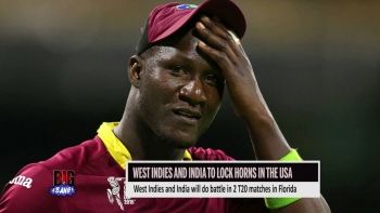 BIG BANG: West Indies - India in Ft Lauderdale